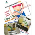 Manfaat Green Fiber Passion Detox